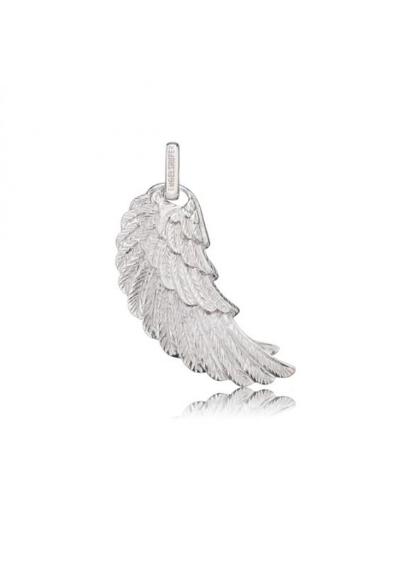 14K Fehérarany szárny medál - ERWL2W14K