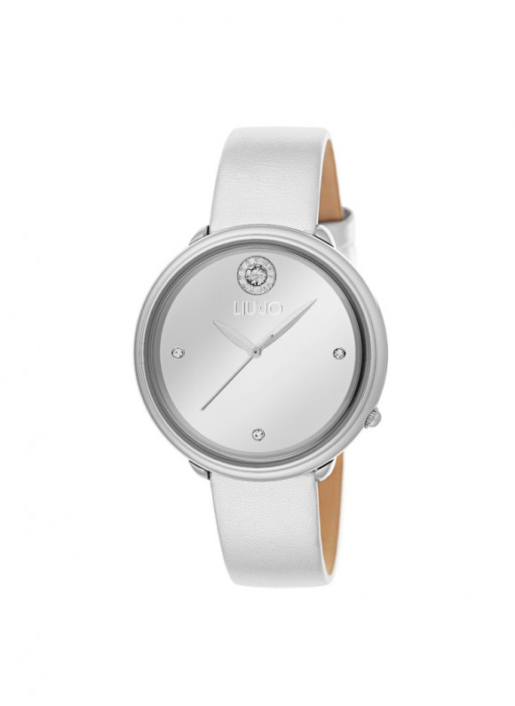 TLJ1155 Quartz Analogue Watch - Only You White
