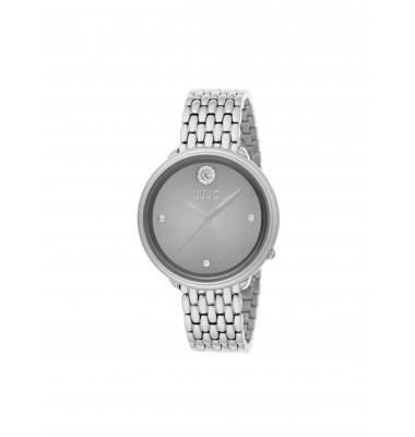 TLJ1222 Quartz Analogue Watch - Only You Grey