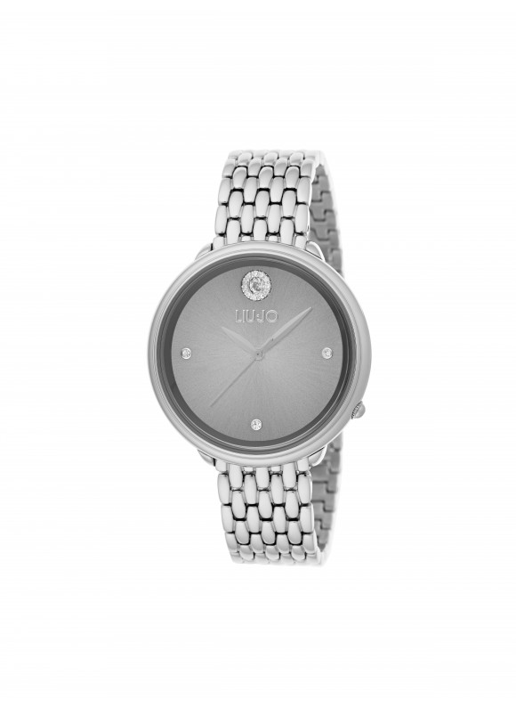 TLJ1222 Quartz Analogue Watch - Only You Grey