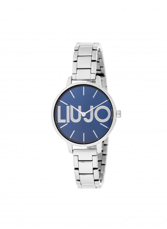 TLJ1288 Quartz Analogue Watch- Couple Blue