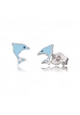 Herzengel E07FREEDOM delfin fülbevaló