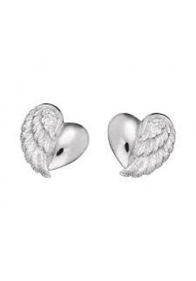 Herzengel EHEARTWING szárny-szív fülbevaló