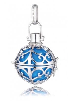 ER06S - Engelsrufer medál gömb v.kék ezüst S