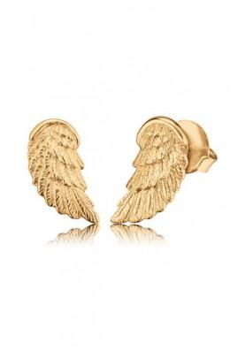 EREWINGSTG - Engelsrufer fülbevaló szárny arany