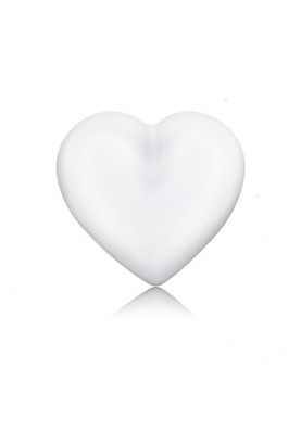 ERS01HEARTL Engelsrufer hang szív fehér L