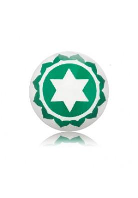 ERSCHAKRA04 Engelsrufer chakra hang lencse zöld