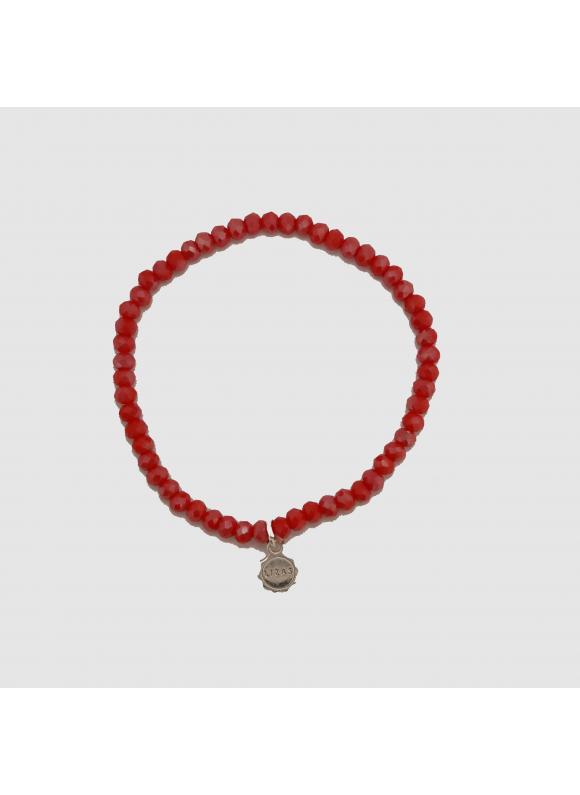 Lizas karkötő piros, kicsi