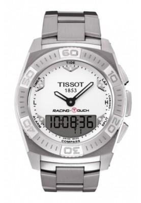 Tissot Racing T-touch T002.520.11.031.00 Férfi karóra