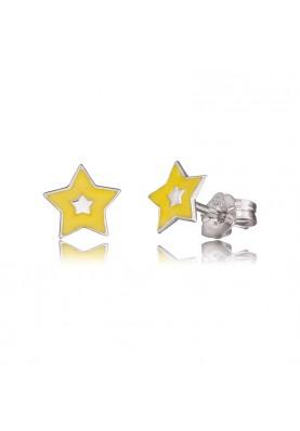 Herzengel E03SHINE csillag fülbevaló