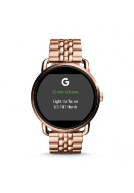 FTW2112 - Fossil Smartwatch