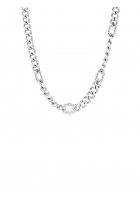 LJ1149 Necklace in Stainless Steel S