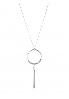 LJ1158 Necklace in Stainless Steel S