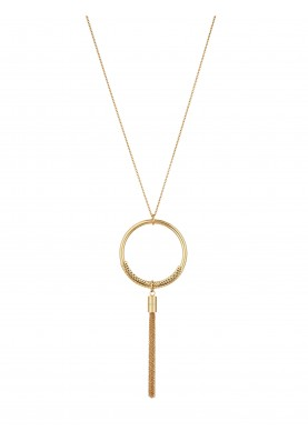 LJ1161 Necklace in Stainless Steel G