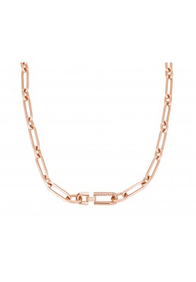LJ1195 Necklace in Stainless Steel GR