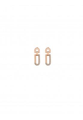 LJ1197 Earrings in Stainless Steel GR