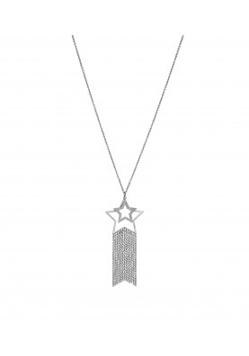 LJ1203 Necklace in Stainless Steel S