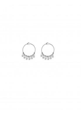 LJ1206 Earrings in Stainless Steel S