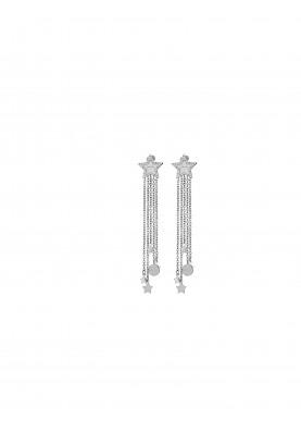 LJ1208 Earrings in Stainless Steel S