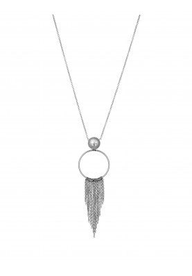 LJ1221 Necklace in Stainless Steel S