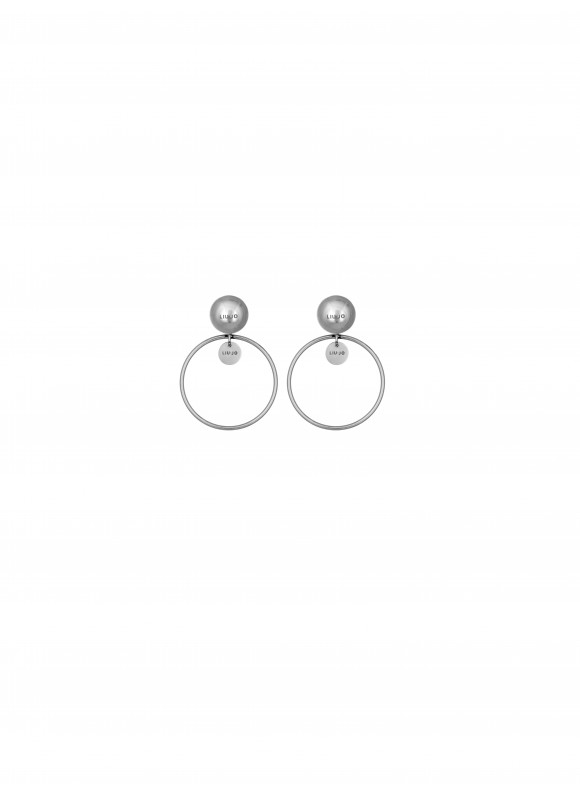 LJ1223 Earrings in Stainless Steel S