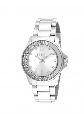 TLJ1002 Quartz Analogue Watch - Dancing Silver