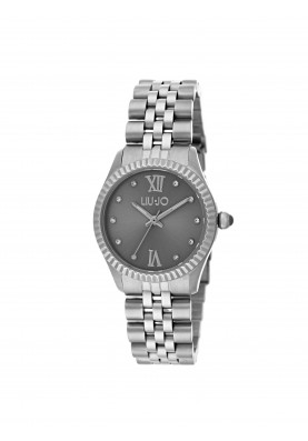 TLJ1134 Quartz Analogue Watch - Tiny Black