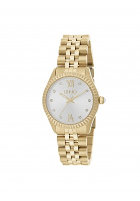 TLJ1137 Quartz Analogue Watch - Tiny Gold
