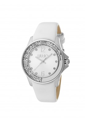 TLJ1154 Quartz Analogue Watch - Dancing White