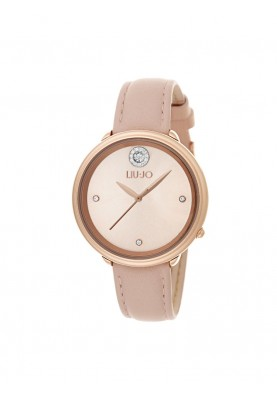 TLJ1156 Quartz Analogue Watch - Only You Powder Pink