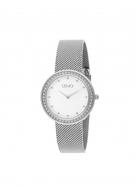 TLJ1193A Quartz Analogue Watch - Luxury Round Silver Brill