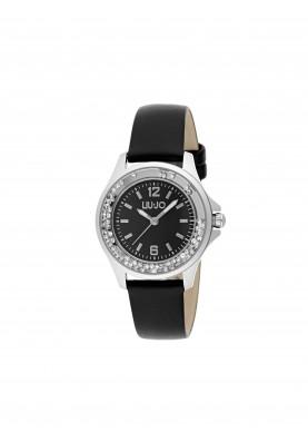 TLJ1208 Quartz Analogue Watch- Mini Dancing Black