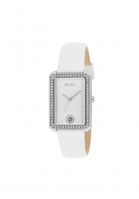 TLJ1272 Quartz Analogue Watch - Unique Brill White