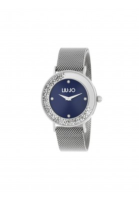 TLJ1343 Quartz Analogue Watch- Dancing Slim Blue