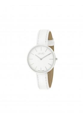 TLJ1377 Quartz Analogue Watch - Glamour Globe White