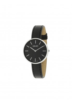 TLJ1378 Quartz Analogue Watch - Glamour Globe Black