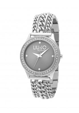 TLJ936 Quartz Analogue Watch- Atena Grey