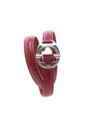 Mont Blanc karkötő piros 38863