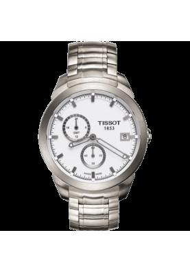 T0694394403100 - Tissot Titanium GMT férfi karóra